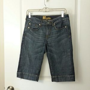 Kut from the Kloth Bermuda Jean Shorts 6